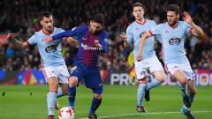 Барселона - Селта 5:0, шоу на Меси и каталунците!