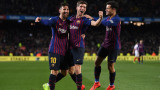Барселона разби Севиля с 6:1 за Купата на Краля