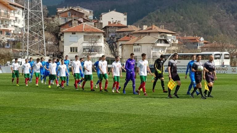 Ангел Стойков определи състава на България U18 за контролите с Грузия
