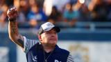 Леополдо Луке отрече слуховете, че хоспитализацията на Марадона е свързана с употребата на наркотици