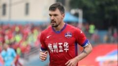 Валери Божинов създал лош имидж на българския футбол в Китай