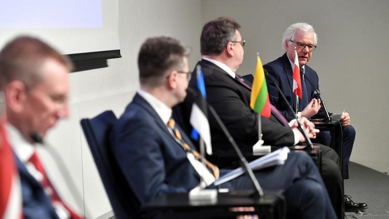 ЕС включи в черен списък 20 високопоставени служители на Беларус