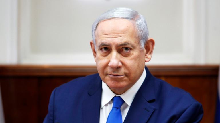 Премиерът на Израел предупреди лидера на