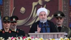 Иран настоя чуждите сили да не се месят в Персийския залив