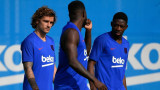 Барселона все пак няма да глобява Дембеле