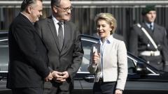 Германия отхвърли претенцията на Тръмп, че дължи огромни суми на НАТО и САЩ