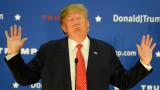 """Тръмп бойкотира финалния ТВ дебат на републиканците, водещата била """"лека категория"""""""