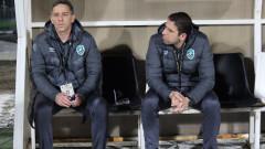 Петър Колев: Може би играхме с мисъл за мача в четвъртък