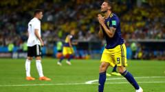 Швеция излиза за всичко или нищо срещу Мексико