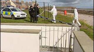 Деца откриха човешка глава на плаж в Шотландия