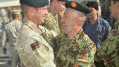 Великобритания приключи мисията си в Афганистан