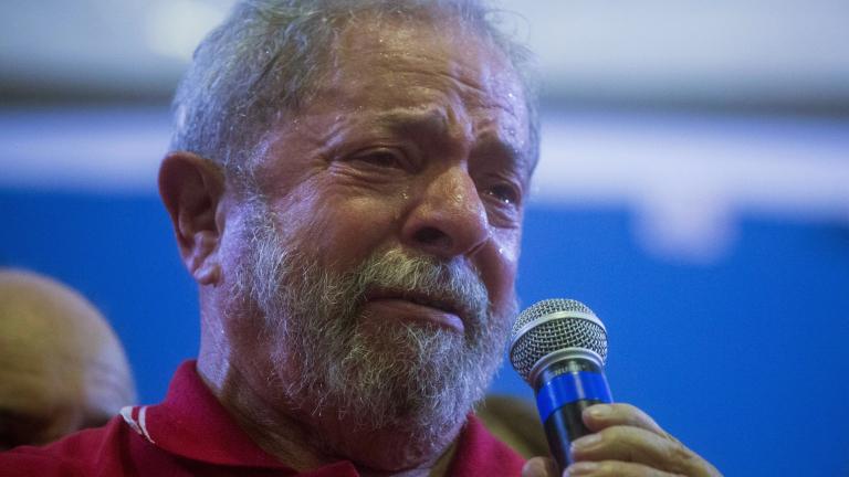 Осъдиха Лула на 9,5 години затвор
