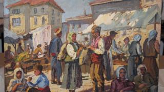 Иззеха над 1400 картини и графики от апартамента на Васил Божков