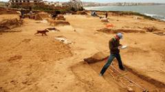 """Откриха погребения от Римската епоха в крепостта """"Дионисополис"""""""