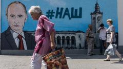 Анексирането на Крим - крах на половинвековна система на международни отношения