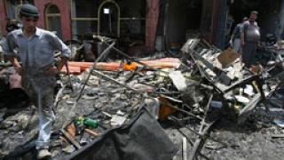 10 души загинаха след експлозия на кола-бомба в Ирак