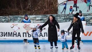 Столичани ще се радват на ледена пързалка въпреки пандемията
