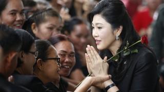5 г. затвор за експремиер на Тайланд
