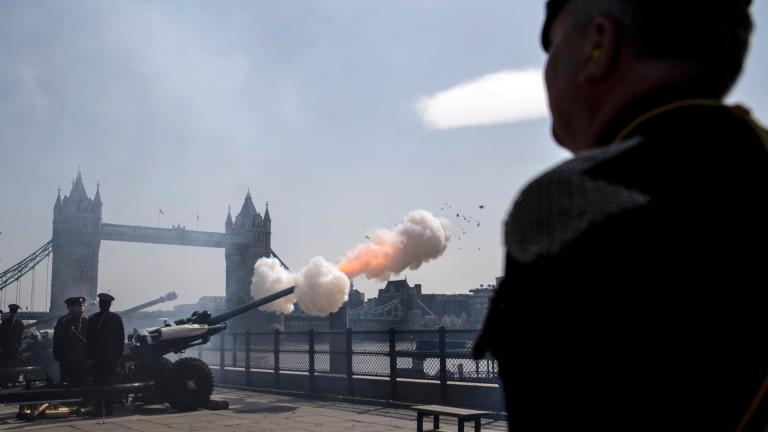 Великобритания иска да използва касетъчни бомби при война с Русия