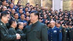 Си Дзинпин призова академии и училища да развиват нов тип военни и силна армия