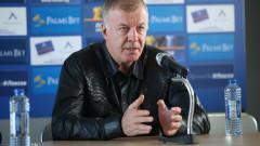 Станимир Стоилов става и спортен директор, Наско Сираков не вярва да откаже
