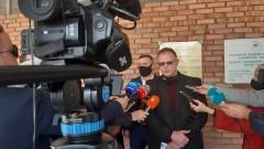 """Хванаха голяма група мигранти на АМ """"Тракия"""" край Пловдив"""