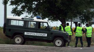"""Пиян тираджия блъсна кола на """"Гранична полиция"""""""