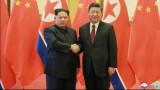 Ким Чен-ун помолил Китай да помогне за отмяна на санкциите