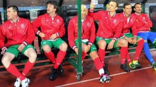 Миланов: Беше ми неудобно да играя в юбилея на Стоичков