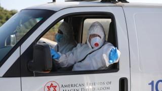 И в Израел вече над 10 000 заразени с коронавируса, но постепенно вдигат блокадата
