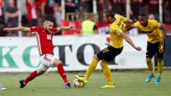 ЦСКА - Ботев 2:0, гол на Соу
