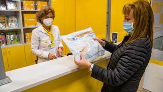 Заработи първата пощенска станция в метрото в София