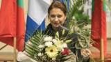 Бранимира Маркова е оптимистка за художествената ни гимнастика