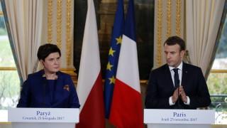 Правосъдните реформи в Полша притесняват Франция