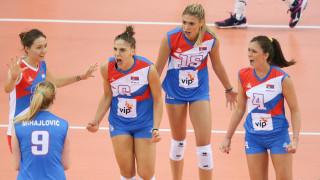 Сърбия безапелационен шампион на Евроволей 2017