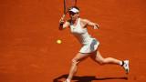 Симона Халеп продължава наказателната си акция на Madrid Open