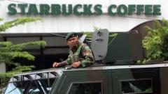 Заради терора: Starbucks временно затваря всичките си заведения в Индонезия