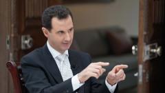 Асад обвини Израел за свалянето на руския самолет