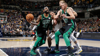 Бостън се разправи и с Индиана в НБА