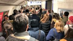 Проблем с газопровод евакуира централна част на Лондон