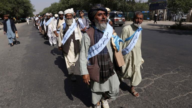 Президентът на Афганистан прекрати примирието с талибаните