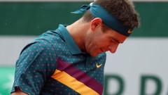 """Хуан Мартин дел Потро получи травма и се отказа от турнира в """"Куинс Клуб"""""""