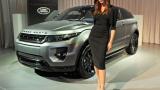 Виктория Бекъм създаде дизайна на Range Rover Evoque