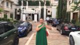 Кобилкина стана съседка на Ди Каприо и Мадона