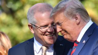 Австралийският премиер повтаря след Тръмп и призовава за отхвърляне на глобализма