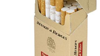 Спряха опит за контрабанда на 120 мастърбокса с цигари