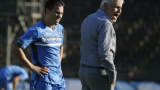 Миланов реши - тръгва си от Левски