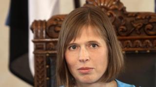 Естония за първи път избра жена за президент