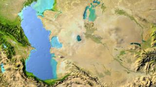 Нивото на Каспийско море заплашва нефтеното находище Кашаган