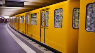 Мъж с мачете подгони хора в метрото във Франция